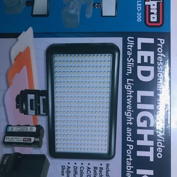 Rent vidpro LED-300