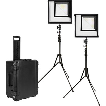 Rent Westcott Flex Bi-Color LED Mat 2-Light Cine Studio Kit (1 x 1')