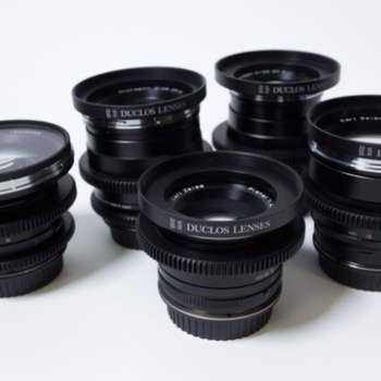 Rent Zeiss Duclos Cine Mod Primes full set. EF mount