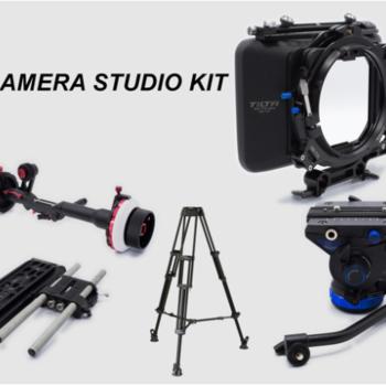 Rent Camera Studio kit. Follow Focus, Matte Box, baseplate