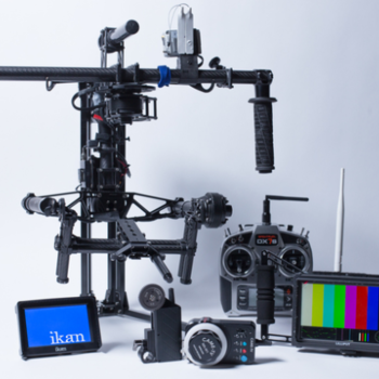 Rent Complete MoVI M10 Package, Follow Focus, Wireless Video