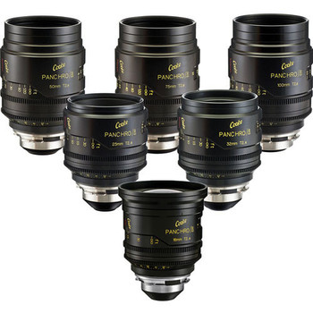 Rent Cooke S4i Mini Set of 6 (18,25,32,50,75,100)