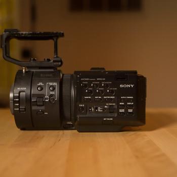 Rent Sony NEX-FS700R Super 35 Camcorder w 4K Capability