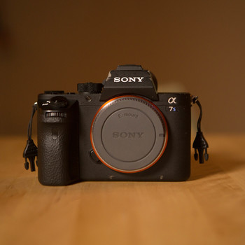 Rent Sony A7Sii Mirrorless DSLR Camera
