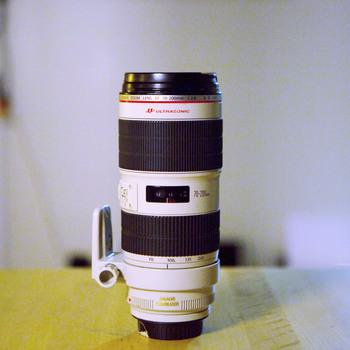 Rent Canon EF 70 - 200mm f/2.8L IS II USM Autofocus Lens