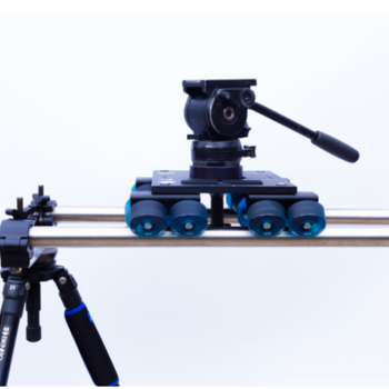 Rent Dana Dolly with stands, rails and Miller 50 head