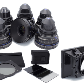 Rent Zeiss Compact Prime CP.2 Super Speed 6 lens PL mount kit