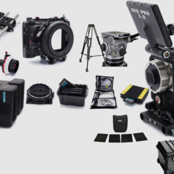 Rent RED Epic Dragon 6K production kit