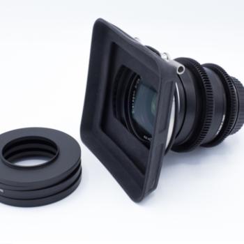 Rent Wooden Camera ZIPBOX 4x4 Mattebox with adapters