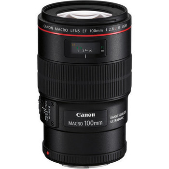 Rent Canon EF 100mm f/2.8 L IS Macro USM