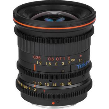 Rent Tokina CINEMA 11-16mm T3 EF mount