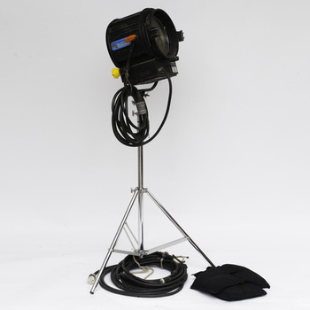Rent Sirio Quartzcolor 1.2KW HMI Fresnel Package