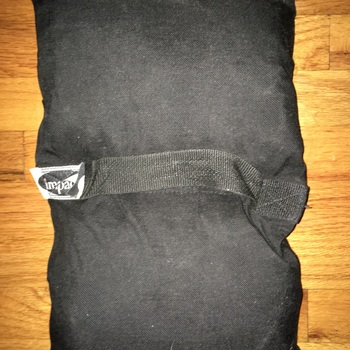 Rent 25 lb. Saddle Sandbag