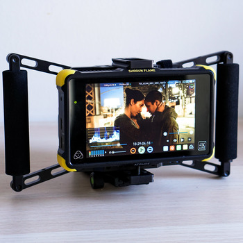 Rent Director's Monitor (Atomos Shogun Flame) Gold Mount/Sony NP-F Power