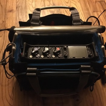Rent Sound Devices 633 Location Audio Recording Kit w/ 1 Sennheiser Wireless Lav and 1 Sanken COS11D Mic