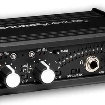 Rent Sound Devices MixPre-D