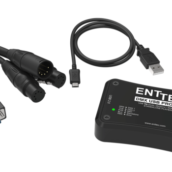 Rent ENTTEC DMX  PRO Mk2 - DMX USB Interface