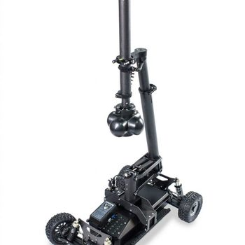 Rent Mantis 360 stabilized remote dolly for 360 camera arrays