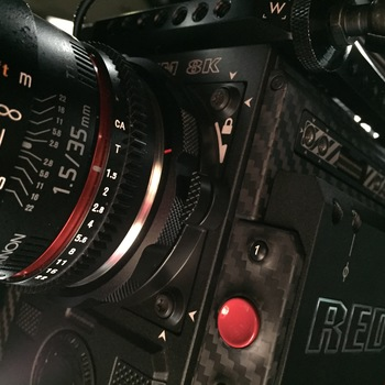 Rent RED WEAPON 8k Helium S35 Camera Pkg