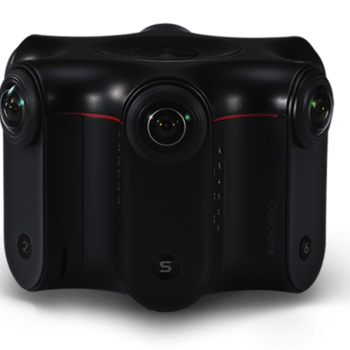Rent Kandao Obsidian S 6K Stereoscopic VR/360 Camera
