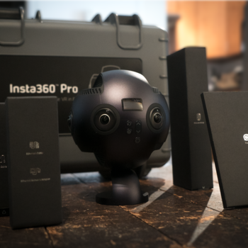 Rent Insta360 Pro VR Camera (8K, Live Streaming and Stereoscopic Capable)