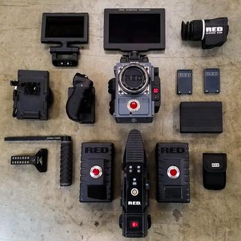 Rent RED SCARLET-W 5K camera package