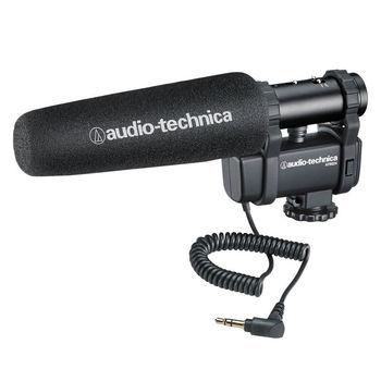 Rent Audio-Technica AT8024 Stereo/Mono Camera-Mount Microphone