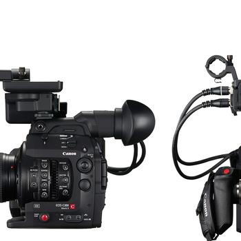 Rent Canon C300 Mark II Body