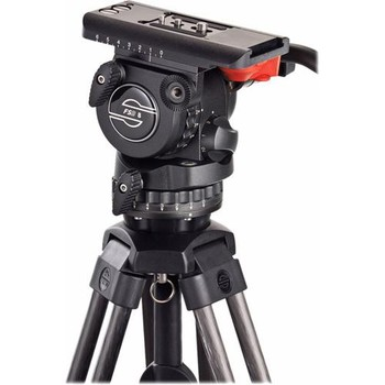 Rent Sachtler FSB 8 Fluid Head Tripod w/ Hard Case