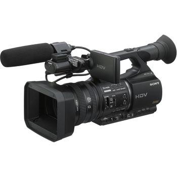 Rent Sony HVR-Z5U Professional HDV Camcorder