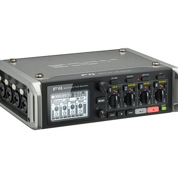 Rent Zoom F4 Time Code Mixer & Recorder