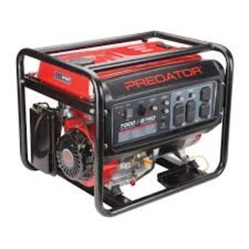 Rent Predator Generator - 7000/8750 watts