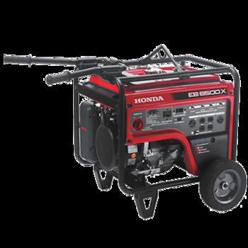 Rent Honda Generator -  EB6500 X - 6500 watt
