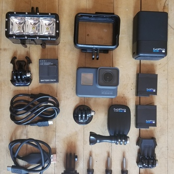 Rent GoPro Hero 5 and Accessories