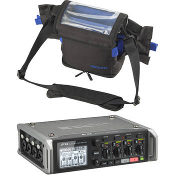 Rent Zoom F4 Multitrack Field Recorder
