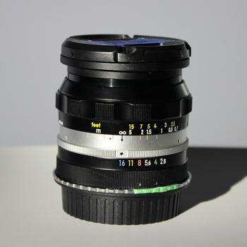 Rent Nikkor Non-AI 3 Prime Set - 24, 35, 50 - EF Mount