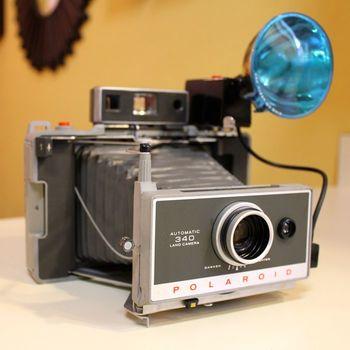 Rent 1969 Polaroid Land Camera 340