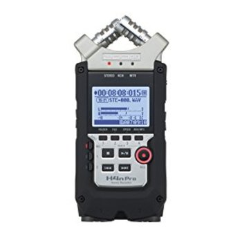 Rent Zoom H4N PRO Digital Multitrack Recorder - 2016 Version