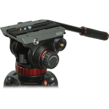 Rent Manfrotto 502HD Pro Video fluid head for tripod