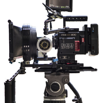 Rent RED Epic-W Helium 8K S35 w/ Tripod, Mattebox, FF, etc