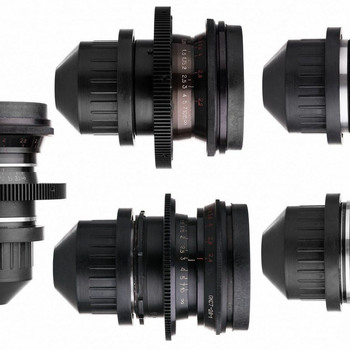 Rent LOMO Standard Speed PL mount S35 Spherical Cinema Lens Set