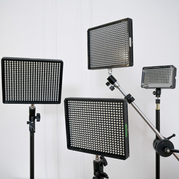 Rent 4-point LED Lighting Kit (Aputure Amaran)