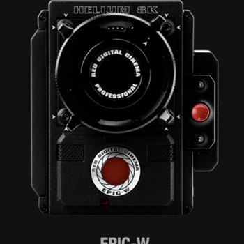 Rent RED EPIC-W 8K Camera Package with Lenses