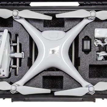 Rent DJI Phantom Pro 4 w/ extra batteries and blades