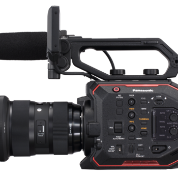 Rent Panasonic Eva1 indie cinema camera