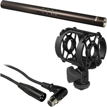 Rent Rode NTG4+ Shotgun Microphone