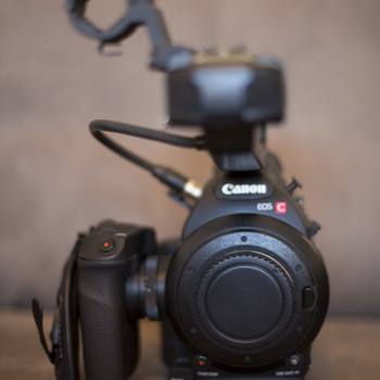 Rent Canon C100 Great condition!