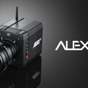 Rent Arri Alexa Mini 4K w/ RAW License