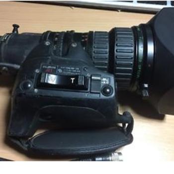 Rent Fujinon A15X8BEVM-28 Aspheric 2/3′′ ENG Zoom 8-120mm 1:1.7