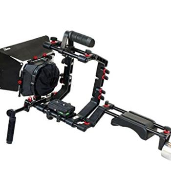 """Rent FilmCity Mattebox (4x4"""") w/ LWS Support"""